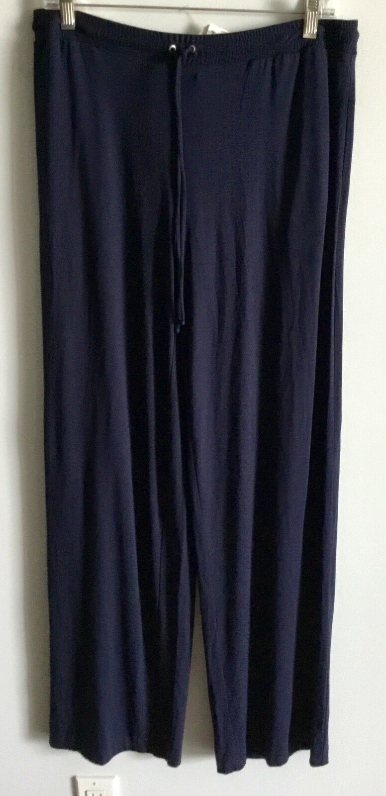 New LA PERLA Ladies Pants With Tag,Authentic,Size 42 US 6 bluee .Made In italy.