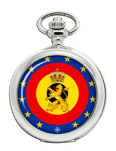 Belgian-Defence-Force-Belgische-Defensie-Pocket-Watch