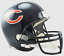 CHICAGO-BEARS-NFL-Riddell-FULL-SIZE-Deluxe-Replica-Football-Helmet thumbnail 1