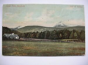 Brodick-and-Goatfell-Arran-Nr-Lamlash-Corrie-etc-Wane-1908