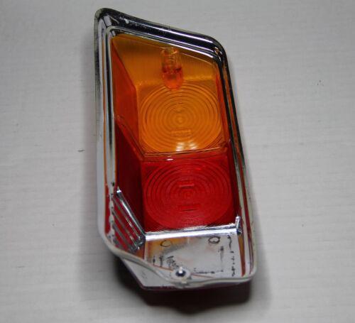 """CLASSIC FIAT 500 REAR LIGHT LENS RIGHT SIDE /""""STARS MODEL/"""" BRAND NEW!!!"""