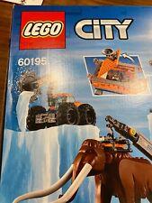 Lego City Arctic Mobile Exploration Base 60195 Christmas Children Gift NEW