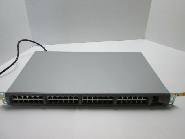 PowerDsine 24 Port PoE Network Switch PD-6524/AC/M 6524 GS