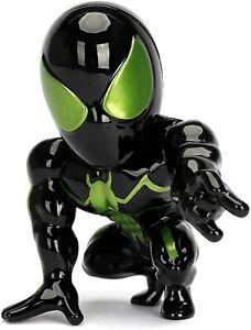Metalfigs-metales-Die-Cast-4-034-Marvel-Spiderman-Figura-M537-Rapido-Y-Envio-Gratis
