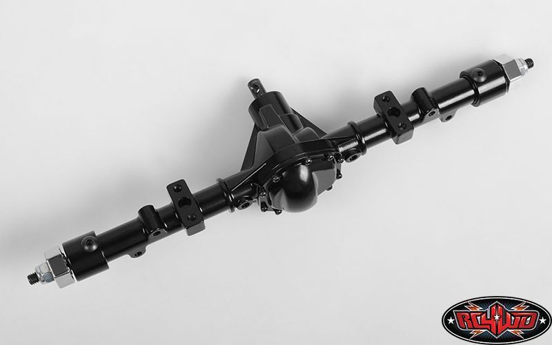 K44 Ultimate escala fundido Eje Trasero D90 G2 TF2 TF2 G2 RC4WD Z-A0096 10th escalador 168 mm Rc 036b97