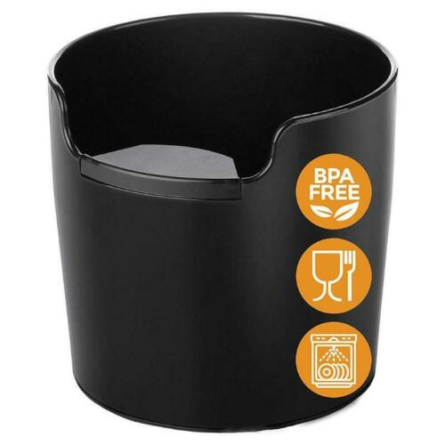 Coffee Grind Knock Box Espresso Coffee Grind Waste Dump Bin Barist Knock Bar