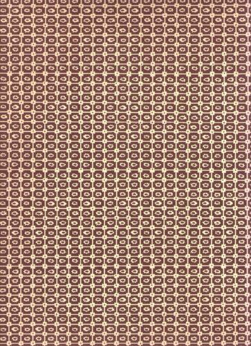 Überzugspapier Italienisches Buntpapier 50 x 70 cm braun Carta Varese