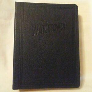 Vintage 1973 Jehová español Atalaya Biblia 23 Revistas La Atalaya Papel Biblia