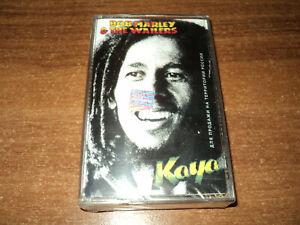 BOB MARLEY & THE WAILERS - Kaya (new cassette)