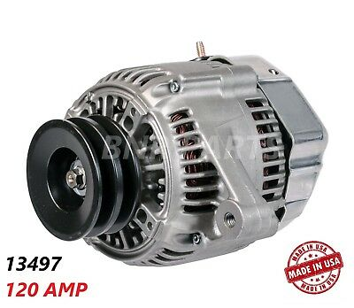 New Alternator 80a 12V for Lexus LX450 Toyota Land Cruiser 93-97 4.5L L6