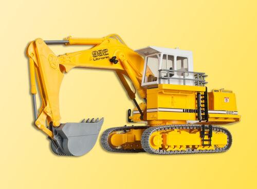 Kibri 11261 H0 Liebherr 934 Litronic mit Radfahrwerk
