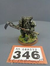 Warhammer marines espaciales caos nurgle Lord tifus 346