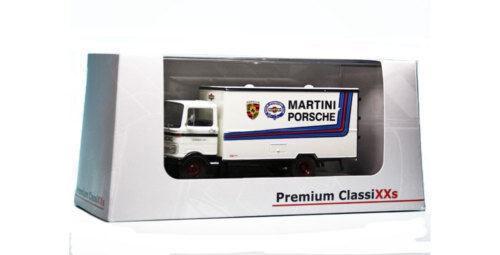 Premium ClassiXXs MERCEDES LP608  MARTINI   Camion -, échelle 1 43,  pour vous offrir un shopping en ligne agréable