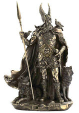 Odin Norse God Viking Statue Sculpture Figurine - WE SHIP WORLDWIDE