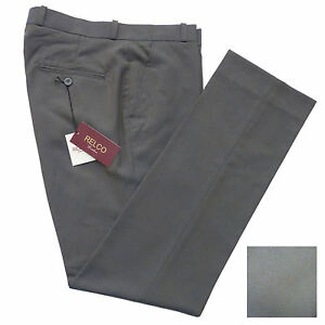 Relco-Mens-Tonic-Two-Tone-Sta-Press-Trousers-NEW-Mod-Skin-Ska-Vtg-Stay-Pressed