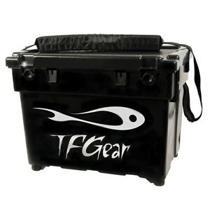 TF-Gear-NEW-Deluxe-Lightweight-Match-amp-Feeder-Fishing-Seat-Box-Ex-Demo