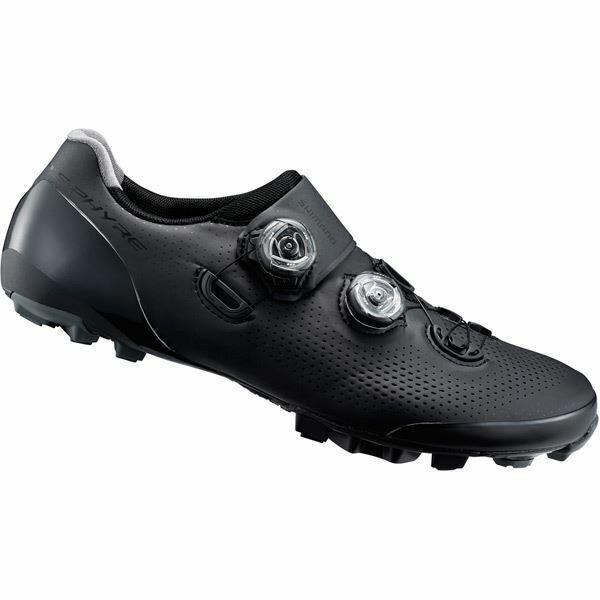 Shimano SPhyre XC9 XC901 scarpe SPD, Nero, Taglia 44