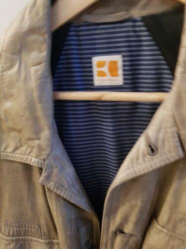 Collection veste en cuir hugo boss
