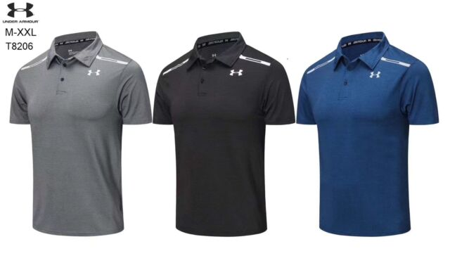 Brand New Under Armour Men/'s Colorblock Polo