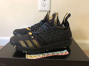 fbd7e7ae944d Adidas James Harden Vol 2 MVP Black Gold mens sizes F36848