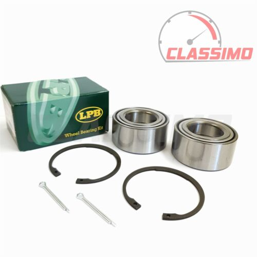 MAGENTIS OPTIMA CARENS Front Wheel Bearing Kit Pair for KIA SPORTAGE Mk 2 3