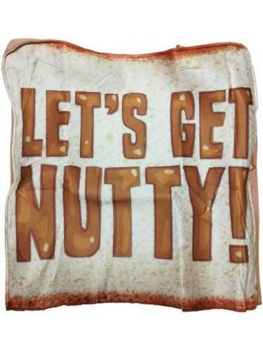 Peanut Butter /& JELLY JAM tuniques nouvelle robe fantaisie Couples Costume Food Sandwich