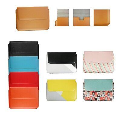 Pu Pelle Custodia Cover Magnetica Si Adatta Maglione Ezbook 3 Pro 13.3 In (ca. 33.78 Cm) Laptop- Colore Veloce