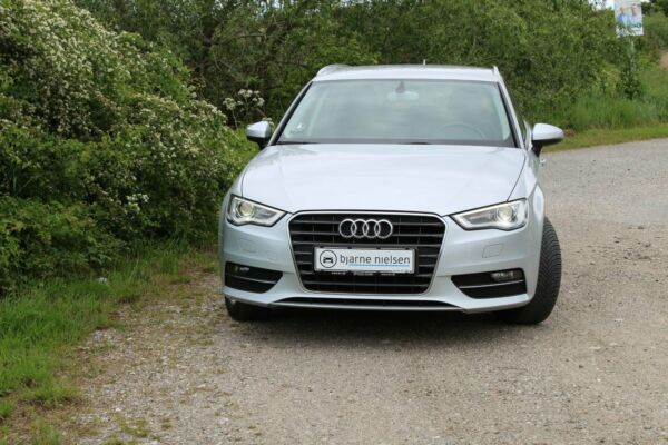 Audi A3 1,4 TFSi 122 Attraction SB - billede 2
