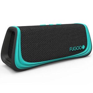 Fugoo Sport Rugged Bluetooth Waterproof Wireless Speaker