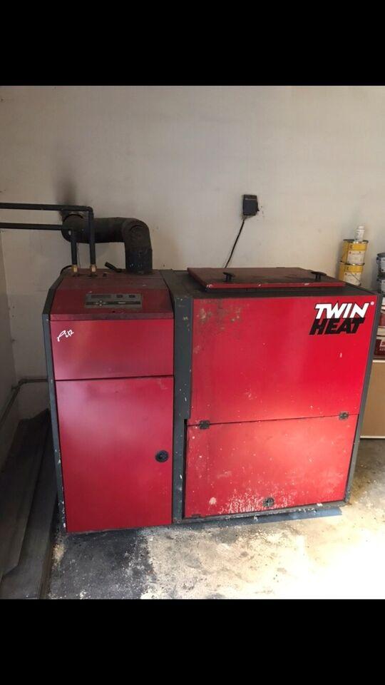 Kombifyr, Twin Heat CPI12