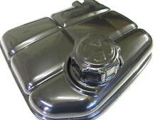 FORD FOCUS HEADERTANK COVER AND CAP BLACK ABS PLASTIC MK1 RS ST CARBON DIPPING