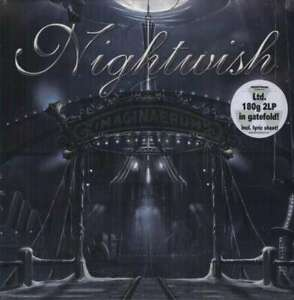 Nightwish-Imaginaerum-Neu-LP