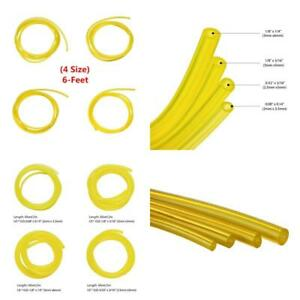Fuel Line Hose Tygon Tube w// 4Sizes Tubing for Common 2 Cycle Small Engine Set