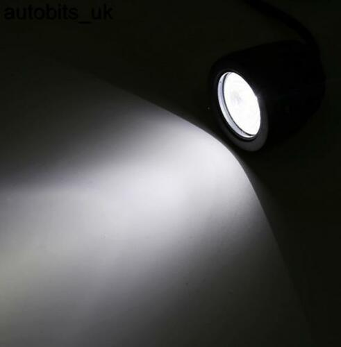 8 PCS 10W Bright LED Car Bike Motorcycle Work Driving Fog Lights Spot Beam Lamps