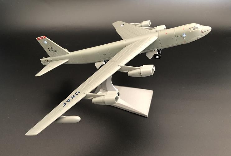 Amer Com USAF Boeing B-52 Stratofortress 1955 Bomber Bomber Bomber 1 200 Diecast Model ec546b