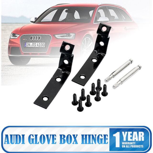 Para Audi A4 S4 RS4 B6 B7 8E Tapa de Guantera Bisagra Roto Reparación Kit