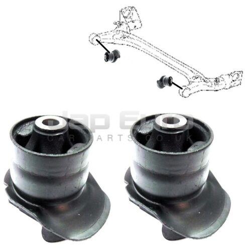 Pour Toyota Prius 1.5 VVTI NHW20 Essieu arrière à bras crossmember buissons