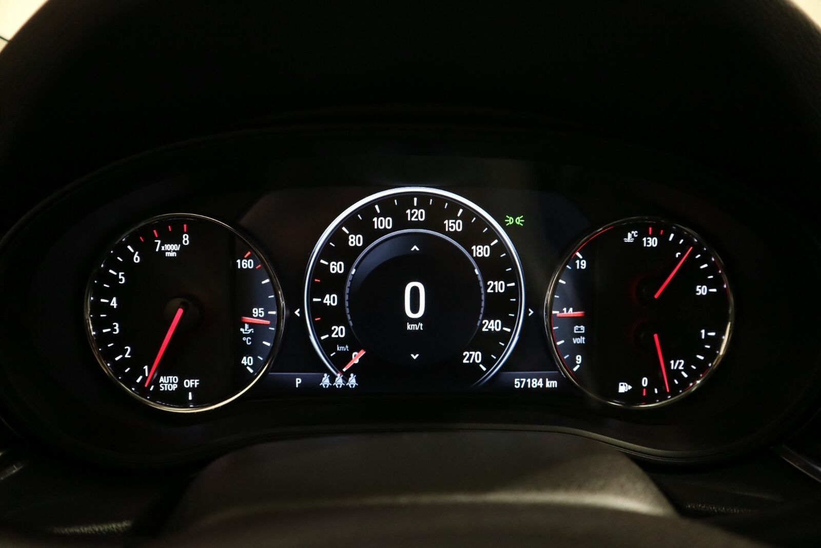 Opel Insignia 2,0 T 260 Dynamic Sports Tourer aut. 4x4 - billede 9