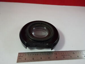 ZEISS-GERMANY-CONDENSER-PIECE-MICROSCOPE-PART-AS-IS-amp-AV-A-07