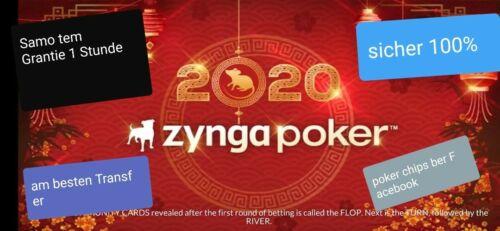 poker chips zynga 125T Trillion 12500000000000
