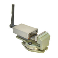 3 Milling Lock Vise Precision Drilling Machine With Swivel Base Bench Clamp