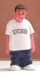 """BUGSY Homies Series 8 ~2/"""" tall New Loose Action Figure 5 /& Up Boys /& Girls"""