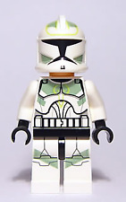 LEGO Star Wars minifigure Clone Trooper Sand Green SW0298 7913