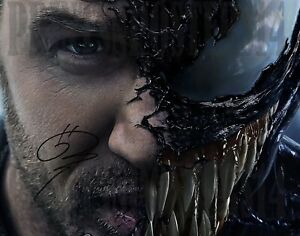 Tom-Hardy-Venom-8x10-SIGNED-REPRINT-Marvel-Movie-2