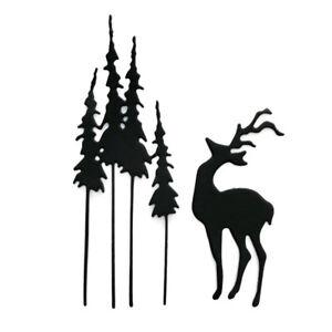 Elk-Christmas-Tree-Metal-Cutting-Dies-For-DIY-Scrapbooking-Card-Paper-Album-BI