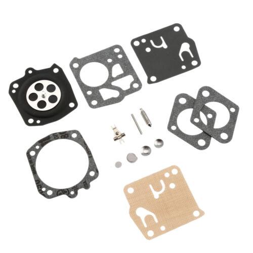 Carburetor Diaphragm Gasket Repair Kit for Tillotson RK-23HS HUSQV ARNA HOMELITE