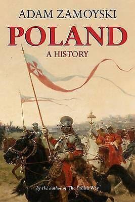 Poland: A History by Adam Zamoyski (Paperback / softback, 2012)