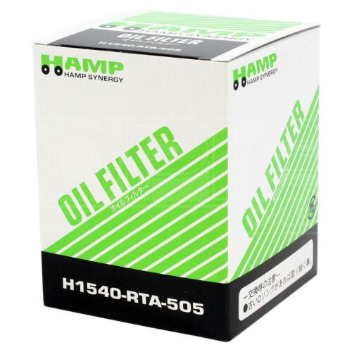 H1540-RTA-515 fits Honda Hamp Synergy Oil Filter