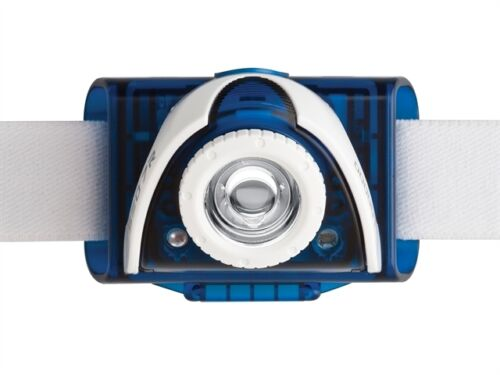 DEL Lenser 6107 SEO7R Rechargeable Tête Lampe Bleu 220 lm