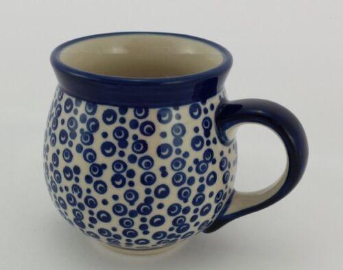 K090-MAGD runde Form Becher 0,3 Liter, Bunzlauer Keramik Tasse BÖHMISCH